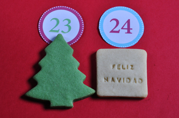 Calendarios de adviento
