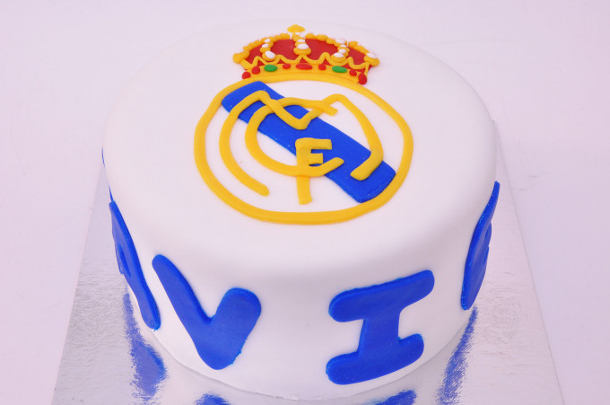 Tartas Real Madrid