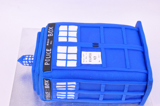 Tardis – Doctor Who