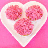 Love is all you need. Cupcakes para San Valentín