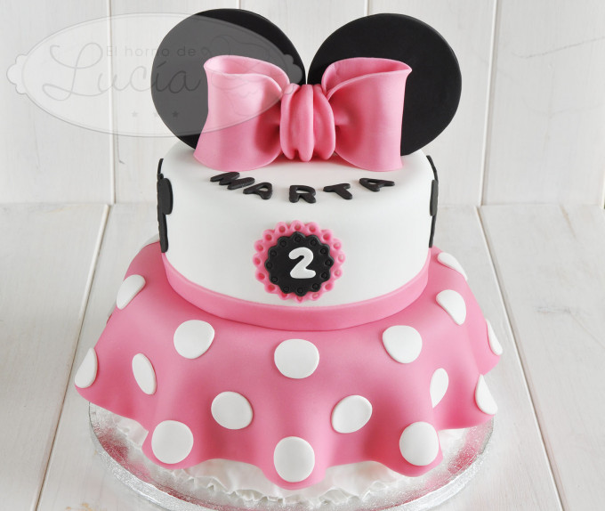 Tartas Minnie