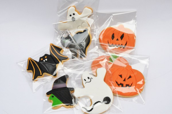 Galletas Halloween Cookies