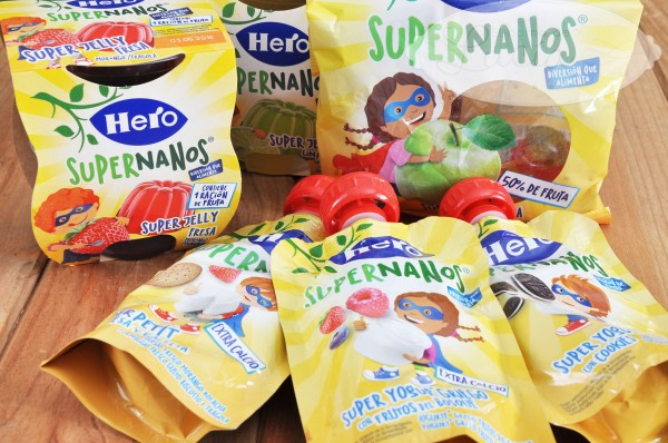 Productos Hero SuperNanos