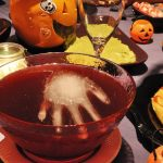 Cocktail para Halloween - Sangre de vampiros