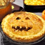 Recetas para Halloween: Apple pie